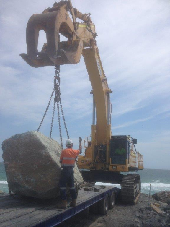 Kirra Groyne project, Coolangatta